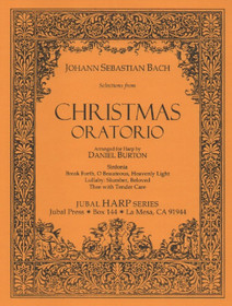 Bach/Burton: Selections from Christmas Oratorio