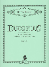 Paret, Betty: Duos Plus Vol. 1