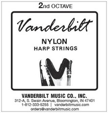 Vanderbilt Nylon, 2nd Octave Complete