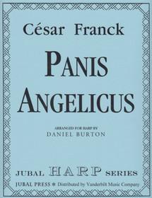 Franck/Burton: Panis Angelicus (solo harp)