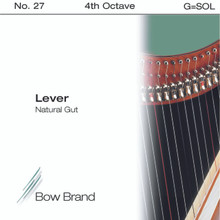 Lever Gut, 4th Octave G