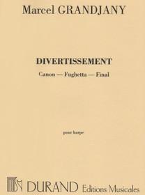 Grandjany: Divertissement, Op. 29