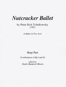 Tchaikovsky/Moore: Nutcracker Ballet (Combination of Hp 1 & Hp 2)