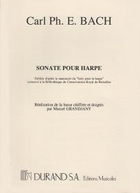 Bach CPE/Grandjany: Sonata in F Major