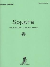 Debussy: Sonata (Flute/Viola/Harp) (aka Debussy Trio)