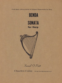 Benda: Sonata for Harp