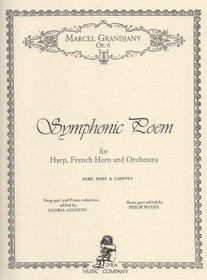 Grandjany: Symphonic Poem for Harp, French Horn and Orchestra