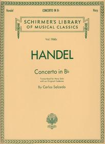 Handel/Salzedo: Concerto in B-flat (Harp Part)