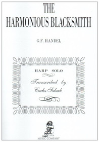 Handel/Salzedo: The Harmonious Blacksmith