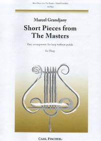 Grandjany: Short Pieces from the Masters