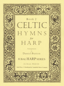 Burton: Celtic Hymns for Harp, Book 2