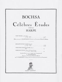 Bochsa: Célèbres Études Op. 318, v. 2.