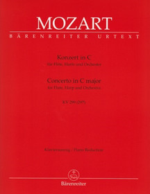 Mozart: Concerto in C major for FLute, Harp and Orchestra