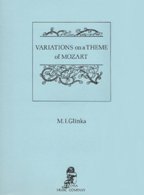 Glinka: Variations on a Theme of Mozart
