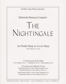 Henson-Conant: The Nightingale for Pedal or Lever Harp