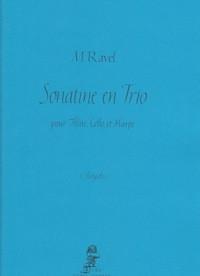 Ravel/Salzedo: Sonatine en Trio for Flute, Cello and Harp
