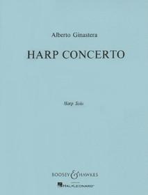 Ginastera: Harp Concerto Op. 25 (Harp part)