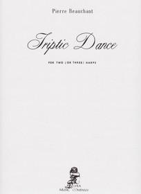 Beauchant/Salzedo: Triptic Dance (2 or More Harps)