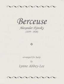 Ilyinsky/Abbey-Lee: Berceuse