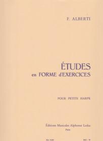 Alberti: Etudes