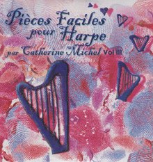 Michel: Pieces Faciles pour Harpe, Vol. 3 (CD)