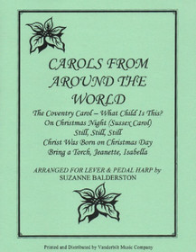 Balderston: Carols from Around the World