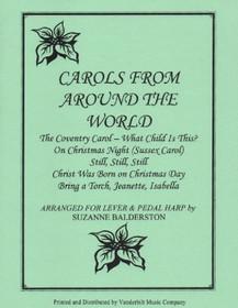 Balderston: Carols From Around The World