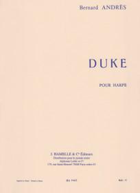 Andres, Bernard: Duke