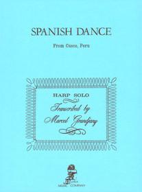 Grandjany: Spanish Dance