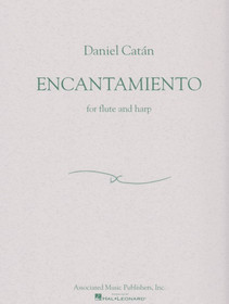 Encantamiento for flute and harp, Daniel Catan