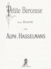 Hasselmans: Petite Berceuse Op. 11