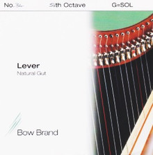 Lever Gut, 5th Octave G