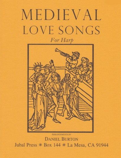 Burton: Medieval Love Songs