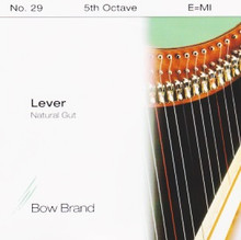 Lever Gut, 5th Octave E