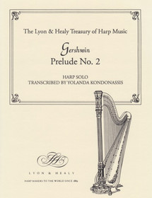 Prelude No.2, Gershwin/Kondonassis
