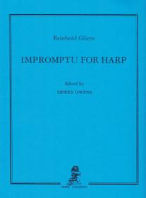 Gliere: Impromptu for Harp