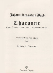 Bach/Owens: Chaconne