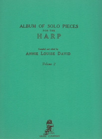 David: Album of Solo Pieces for the Harp, Vol. 2
