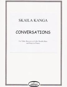 Kanga: Conversations for Tuba, Bassoon or Cello/Double Bass and Harp (or Piano)
