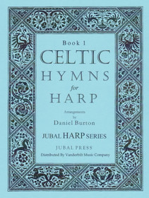 Burton: Celtic Hymns for Harp, Book 1