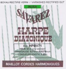 Savarez Gut String: 2nd octave E