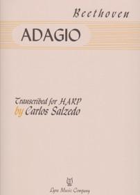 "Beethoven/Salzedo: Adagio from the ""Moonlight Sonata"""