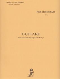 Hasselmans: Guitare, Op. 50