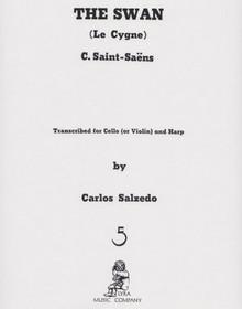 Saint-Saens, The Swan (Le Cygne), Arr. Salzedo