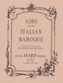 Burton: Airs from the Italian Baroque