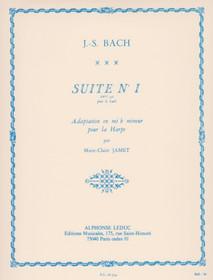 Bach/Jamet: Suite No. 1 BWV 990