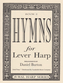 Burton: Hymns for Lever Harp Book 2