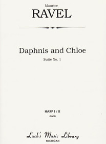Ravel: Daphnis and Chloe Suite No. 1 (Hps 1 and 2)
