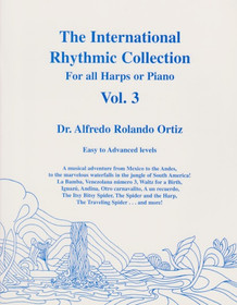 Ortiz: The International Rhythmic Collection, Vol. 3