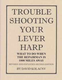 Kolacny, Trouble Shooting Your Lever Harp
